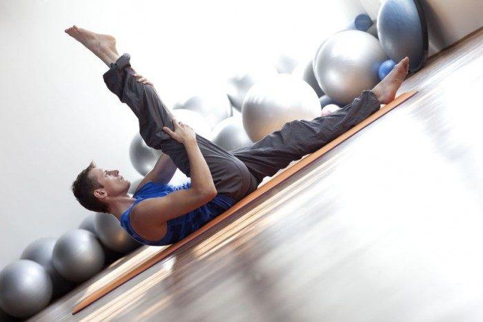 Ejercicios flexibilidad