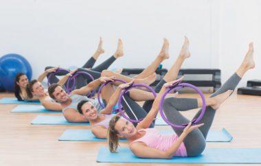 Pilates con aro