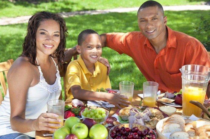 Nutrición saludable en el ser humano