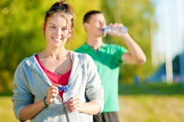 Nutrición saludable deportistas