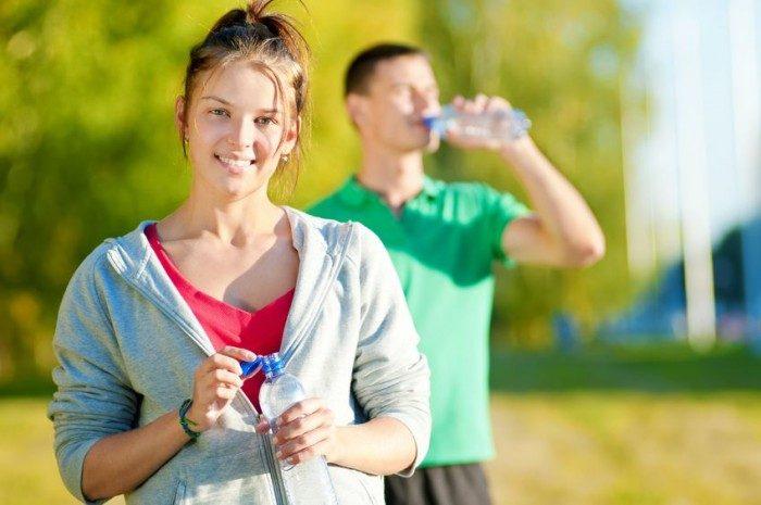 Nutrición saludable para deportistas