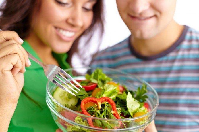Qué es nutrición saludable