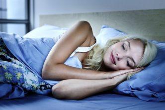 Quemar calorías durmiendo