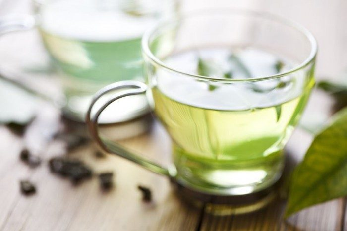 Té verde Beneficios