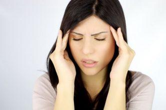 Acupresión para el dolor de cabeza