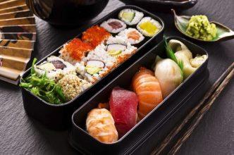 Beneficios nutricionales del Sushi