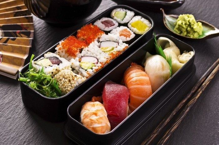 Beneficios Sushi