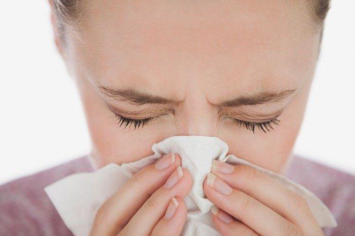 Combatir los síntomas del resfriado