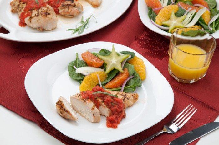 Dieta efectiva para perder peso en una semana