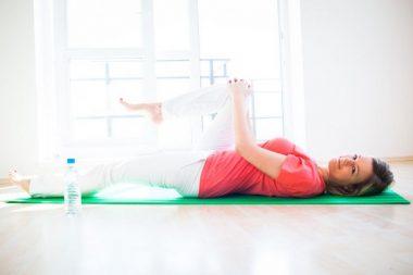 Ejercicios aliviar dolor espalda