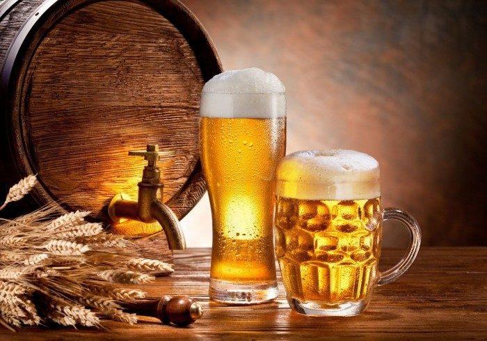 La cerveza no engorda y es saludable