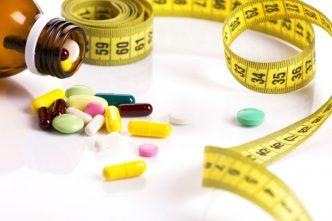 Medicamentos para tratar obesidad