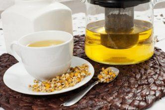 Beneficios de consumir manzanilla