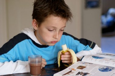 Alimentación hiperactividad