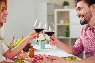 Beneficios del vino tinto para salud