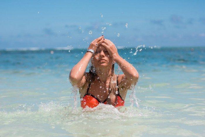 Los beneficios del agua de mar para tu salud