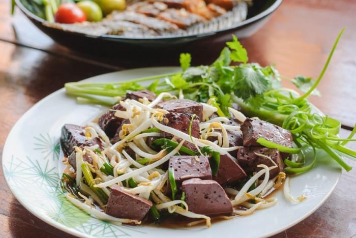 Receta Dukan Lomo de cerdo y verduras con salsa soja
