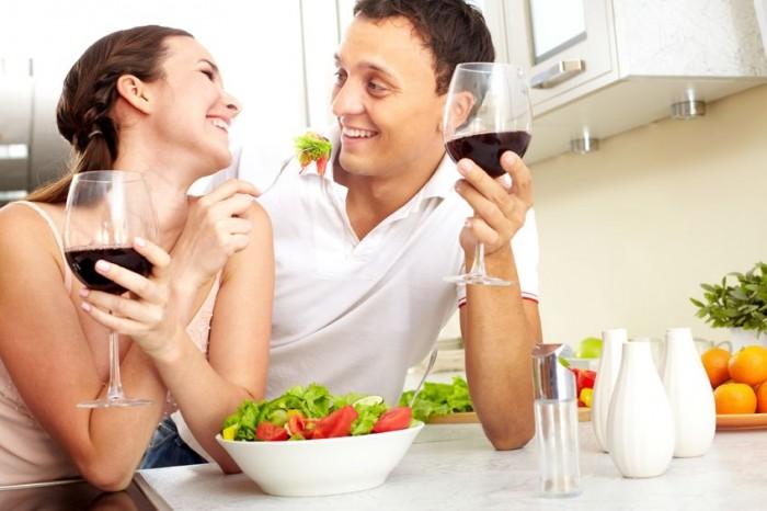 C mo hacer una cena saludable nutrici n saludable - Como preparar una cena saludable ...