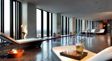 Hoteles spa Madrid