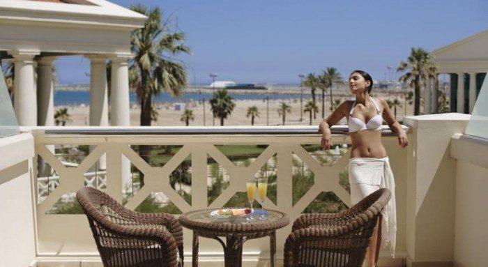 Las Arenas Balneario Resort, en Valencia