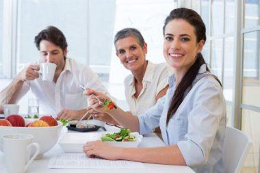 Nutrición saludable trabajo
