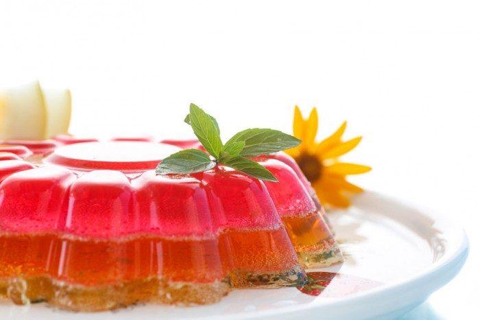 Gelatina de frutas recetas