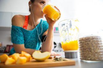 Dieta saludable para la buena práctica de Pilates