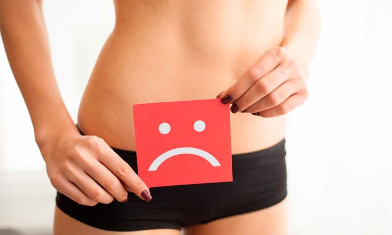 Lesiones genitales mujeres