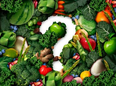 Dieta vegetariana nutrientes vitaminas