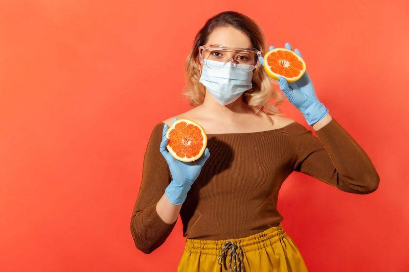 Alimentos para prevenir el COVID 19