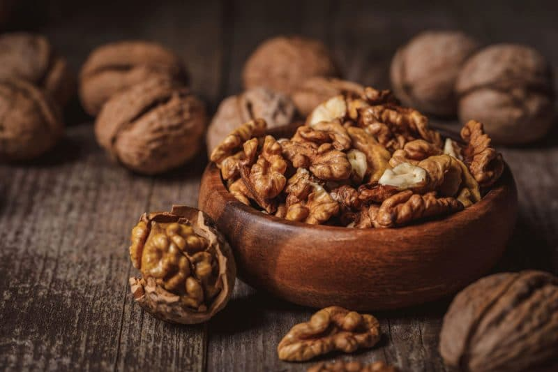 nueces beneficios