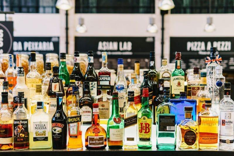 calorias bebidas alcoholicas
